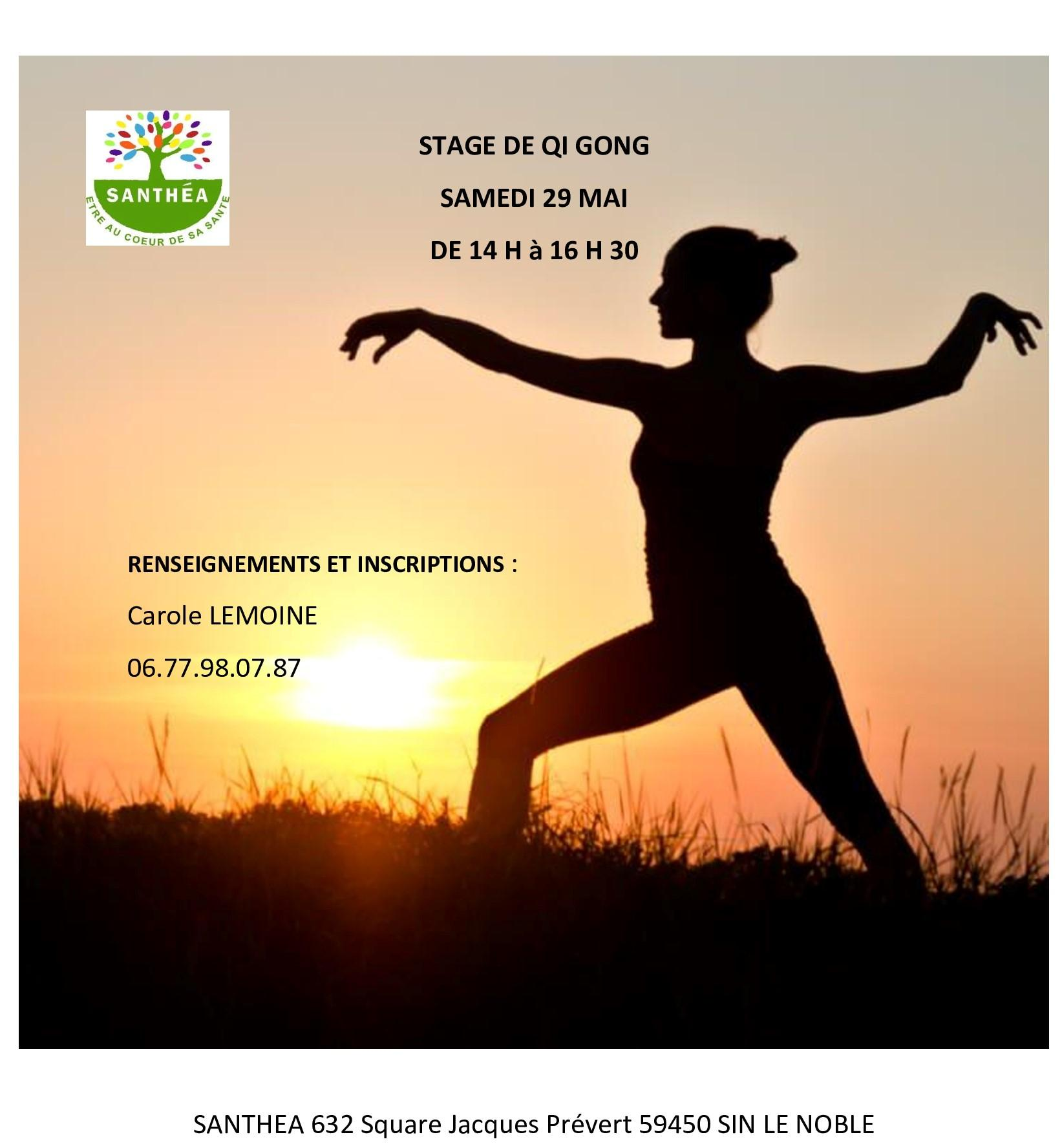 Stage de qi gong 1